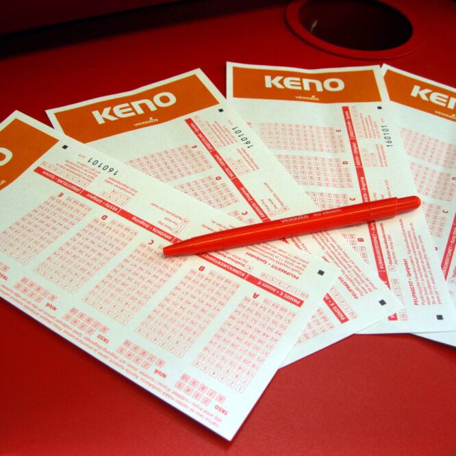 Keno Strategy You Must Know